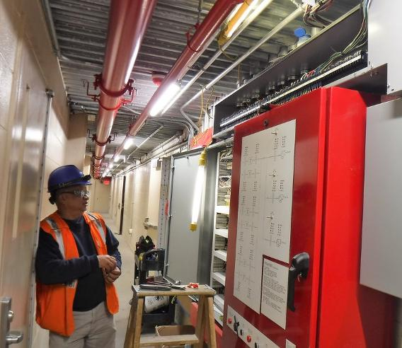 fire alarm systems electrical contractor, Downs Electrical, Inc